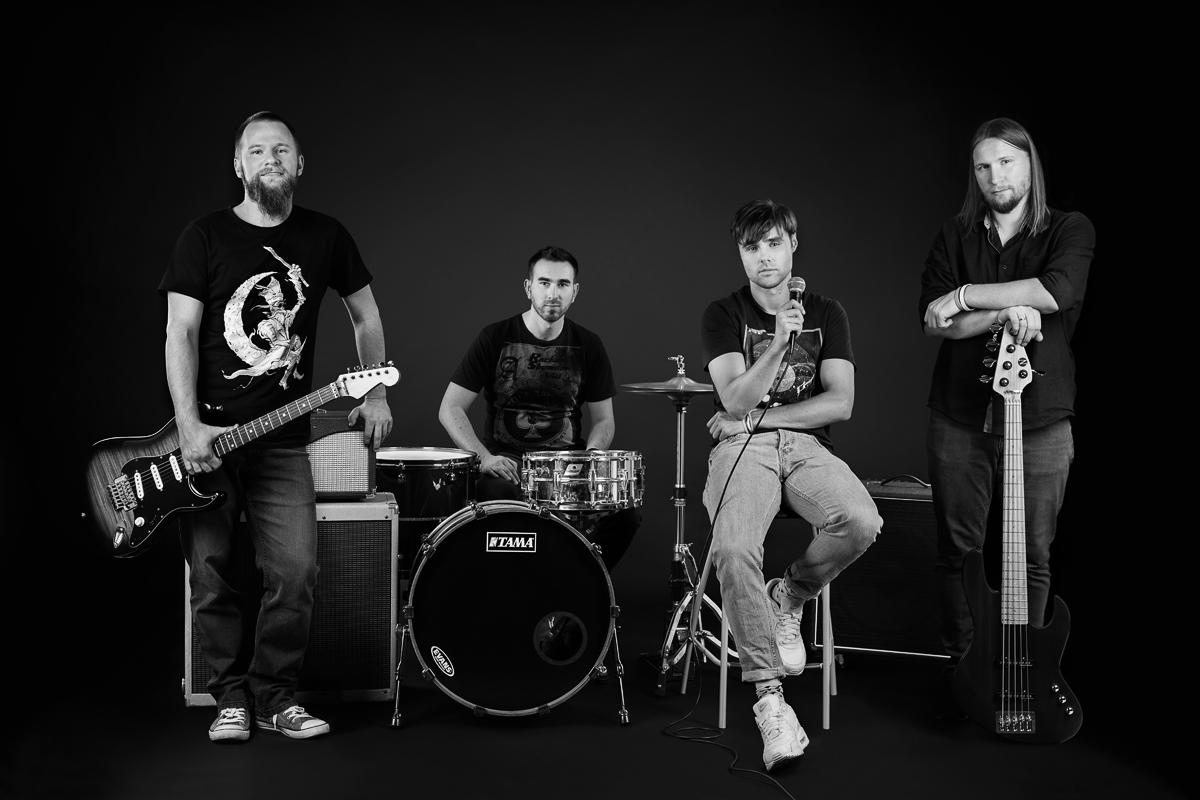Sesja wizerunkowa Amnezja zespół